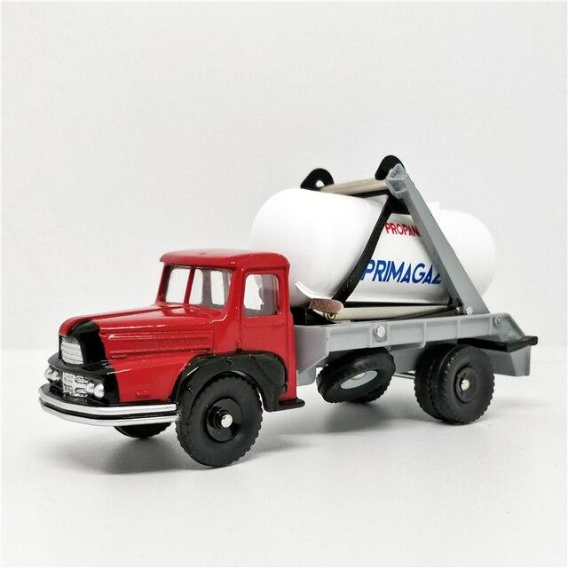1:43 Dinky Toys Camion Unic Multibenne ET Citerne Truck #805 Diecast Model Car