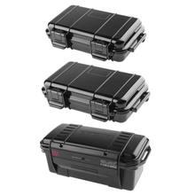 2021 Nieuwe Waterdichte Shockproof Box Telefoon Elektronische Gadgets Luchtdicht Outdoor Case
