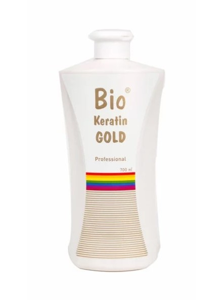 Bio Keratin Gold Gold Brazilian Blow Keratin 700 Ml