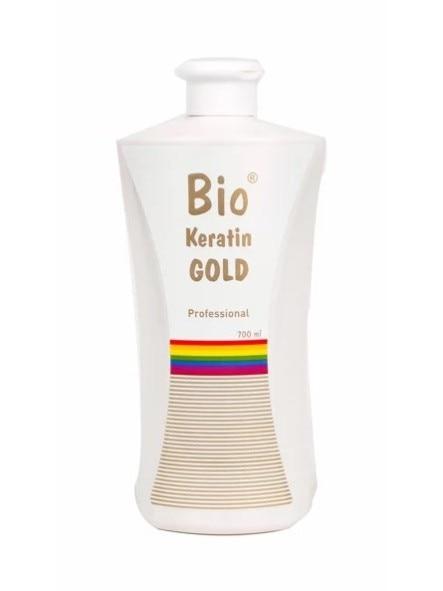 Bio Keratin Gold Gold Brazilian Blow Keratin 700 Ml