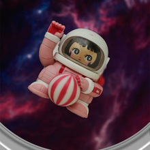 Blind box lucky astronauts first beckoning cat alien two yuan trend gift cute toy genuine