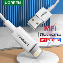 UGREEN MFi USB Cable for iPhone 11 X Xs Max 2.4A Fast Chargi