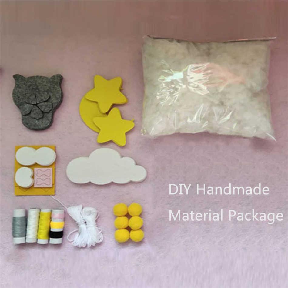 Детские игрушки 0-12 месяцев Набор погремушек для беременных мам ручной работы мобильный для кроватки кровать колокольчик своими руками материалы упаковка игрушки для новорожденных для малышей
