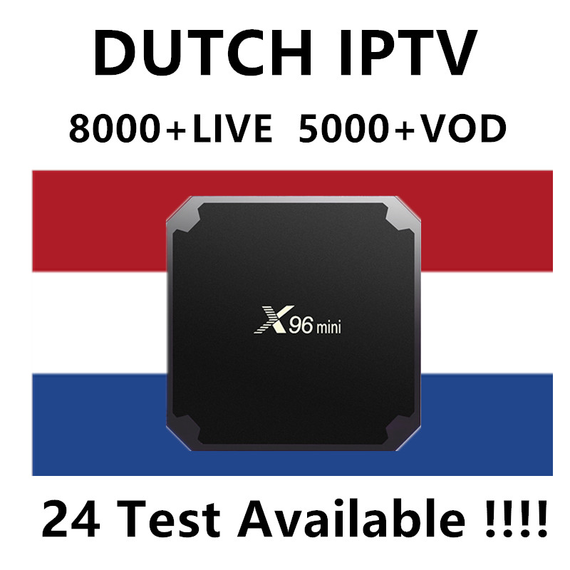 Dutch IPTV Android Tv Box With Netherlands IPTV Subscription M3U Sweden Nordic IPTV Suport For Smart Tv Pc IOS Android