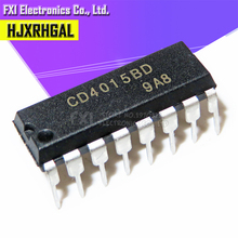 10 sztuk CD4015BE CD4015 DIP16 DIP nowy oryginał