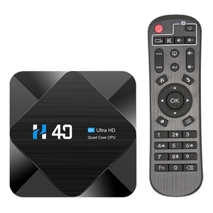Android 10 TV BOX H616 Quad Co