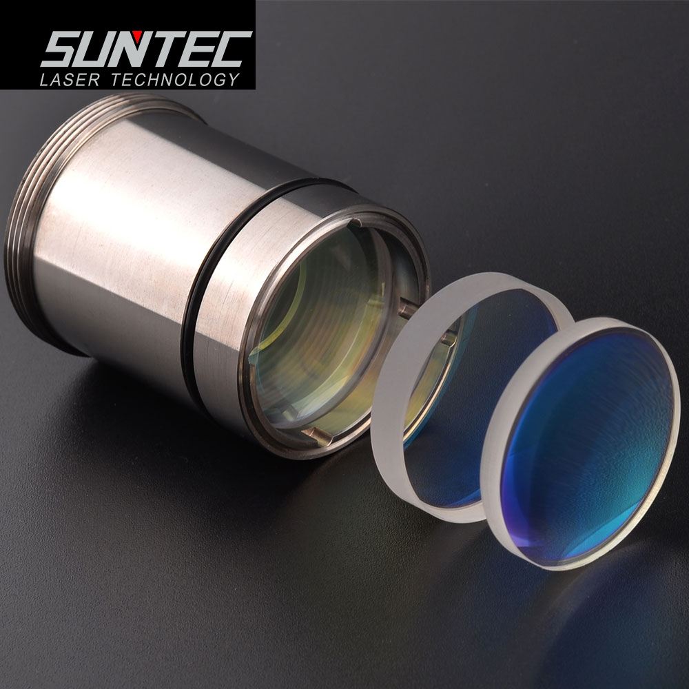 Suntec Laser Protective Windows 40 2mm Protection Lens for 0 2000W YAG Fiber Laser Welding Machines 20pcs lot in Woodworking Machinery Parts from Tools