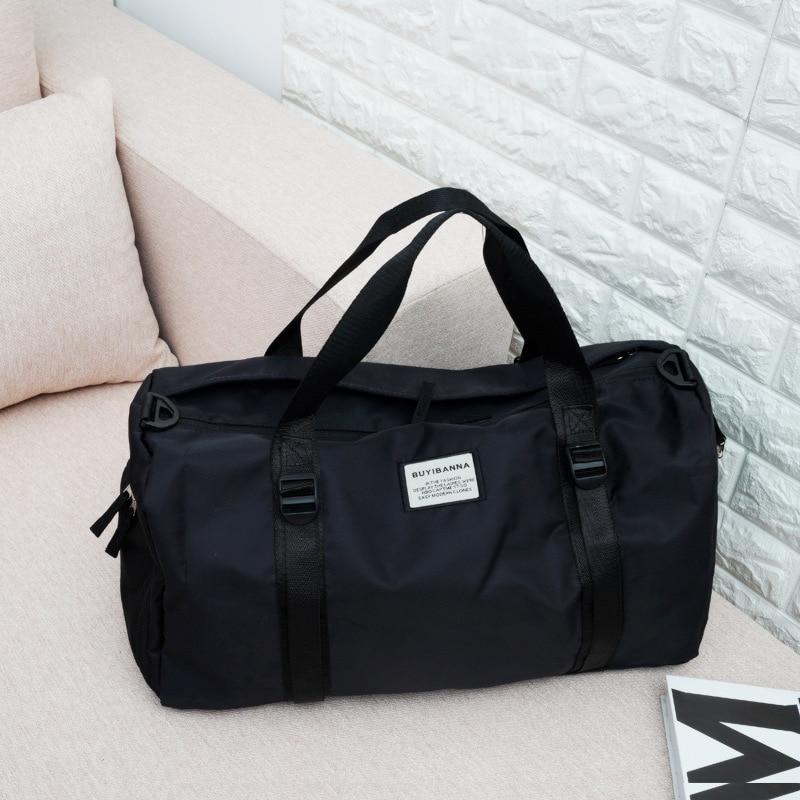 Travel Bag Women's Lightweight Sports Bag Gym Bag Wet And Dry Separation Short Trip Handbag Men's Large Capacity Shoulder Travel