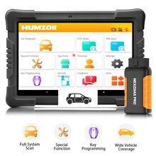 أداة تشخيص آلية كاملة من Humzor NexzDAS Pro مزودة بماسح OBD2 مع IMMO/ABS/EPB/SAS/DPF/إعادة ضبط الزيت وظيفة خاصة