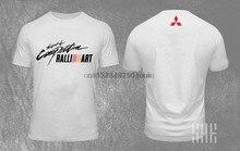 NEUE Neueste Design T-Shirt Logo Mit Lancer Evolution X Rally Kunst Auto 2019 Neueste Männer Lustige Streetwear T-shirts T Shirts