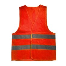Clothing Orange Reflective High-Visibility Safe Fluorescent Yellow Blue Vest Green-Color