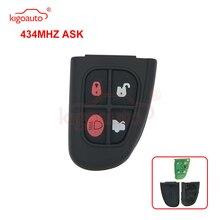 remtekey nhvwb1u241 folding remote key fob 4 button 434mhz for jaguar x s xj xk Kigoauto Remote Control Car Key Fob Remote key fob 4 button 434Mhz for Jaguar X S XJ XK NHVWB1U241