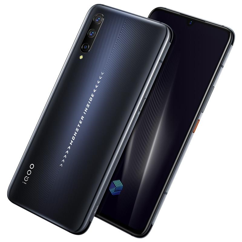 vivo celular iQOO Pro 5G mobile phone Android 9.0 12GB 128GB Snapdragon 855 Plus 6.41