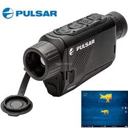 Pulsar Axion Schlüssel XM30 2,4-9,6 x24 Thermische Monokulare Thermische Imager für Jagd тепловизор для охоты тепловизор для охоты