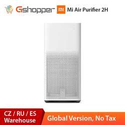 Purificador de aire Xiaomi Mi versión Global, esterilizador 2H, adición de formaldehído, lavado, limpieza inteligente, Virus de aire doméstico
