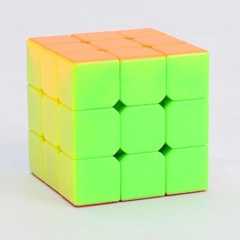 Cyclone Boys FeiWu Mini 3x3x3 40mm Magic Puzzle Professional Fast Ultra-Smooth 3x3 Speed Toys  Kids Gift