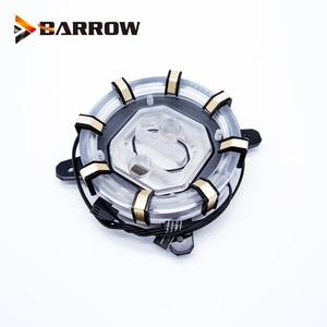 Image 2 - Barrow CPU Water Blok gebruik voor INTEL LGA1150 1151 1155 1156/X99 2011/AMD AM3 AM4/Radiator 5V GND om 3PIN Hearder Moederbord