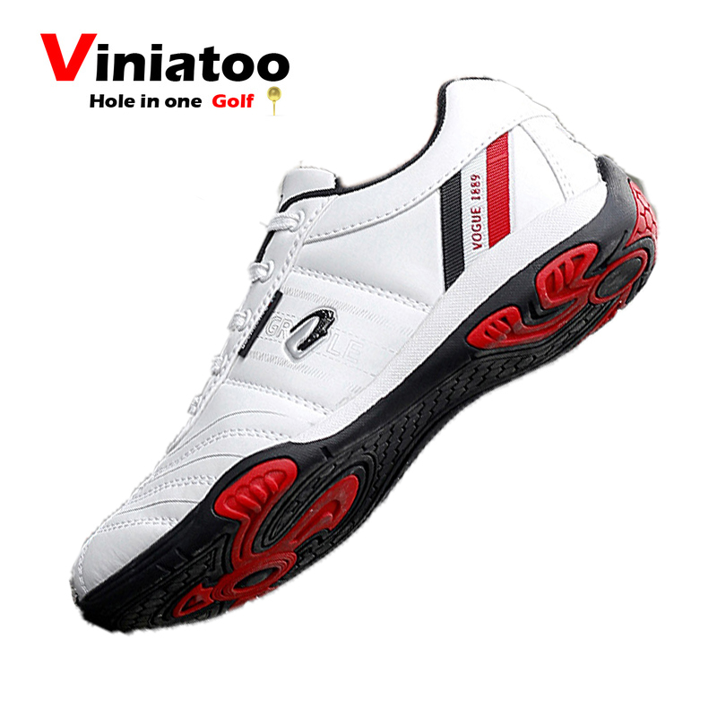 New Quality Golf Shoes Men Anti Slip Walking Shoes Outdoor Light Weight Walking Sneakers Size 39-45 Spikless Golf Sneakers