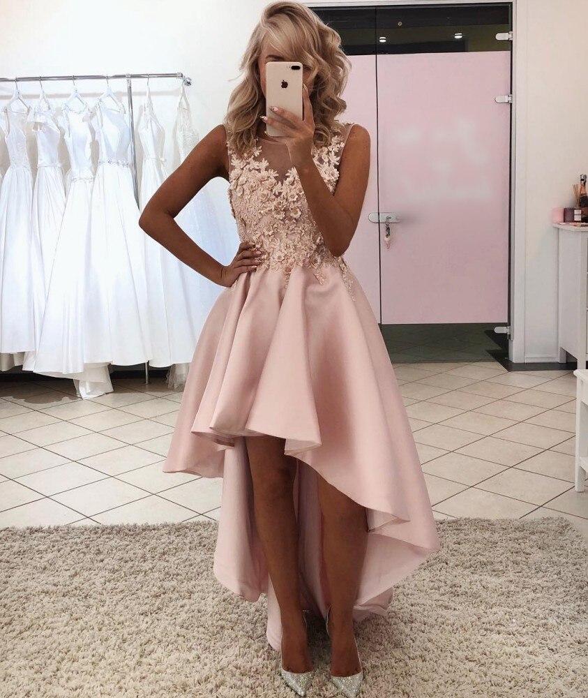 2020 Short Plus Size Muslim Prom Evening Dresses Dubai Women's Night Formal Party Gala Dress