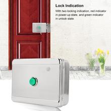 DC12V 3A-5A Knob Magnetic Intelligent Motor Automatic Security Lock for Access