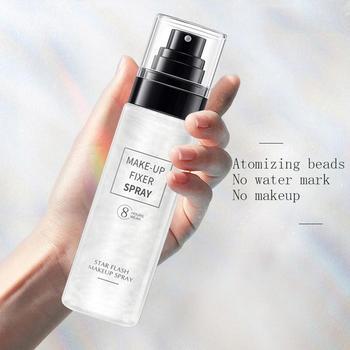 100ml Makeup Setting Spray Moisturizing Long Lasting Foundation Fixer make Up SprayMatte Finishing Setting Spray Cosmetic 1