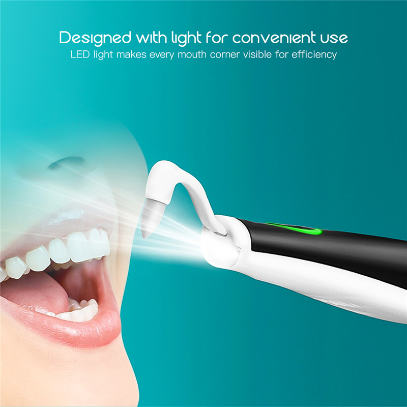 Dental Cleaning Scaler Tooth Odontologia Tool Dental Tool Electric Ultrasonic Tooth Stain Eraser Plaque Remover Teeth Whitening