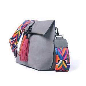 Image 4 - Da PU Túi Đeo Vai Nữ Cao Cấp Túi Xách Túi Nữ Thiết Kế Bolso Mujer Sắc Một Chính Femme Torebki Damskie Dames tassen