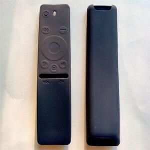 Image 5 - Silicone Protective Case Housing Cover for Samsung Smart TV Voice Version Remote Control UA55KU6300J UA65KS9800 5565MU89000