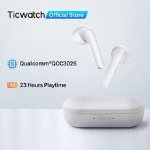 TicPods 2 Wahre Wireless Bluetooth Earbuds In-Ohr Erkennung Überlegene Sound Qualität Touch/Stimme/Gesture Control 4PX wasserdicht