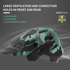 Image 5 - Cairbull Mountain Bike Helmet Adult Full Covered Downhill  Full Face Helmet OFF ROAD MTB Road Bicycle Helmet Cycling Helmet BMX