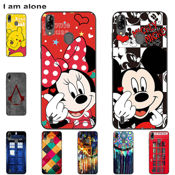 Phone Cases For Blackview A60 Pro/A60 Soft TPU Bags Mobile Cartoon Printed For Blackview A60 Pro/A60 Cover Free Shipping mobile phone bags cases samsung ef wa600c phones telecommunications mobile phone accessories parts mobile phone bags cases