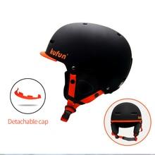 Naturehike сноуборд лыжный шлем безопасность на открытом воздухе цельно-Формованный дышащий шлем для мужчин и женщин скейтборд лыжный шлем