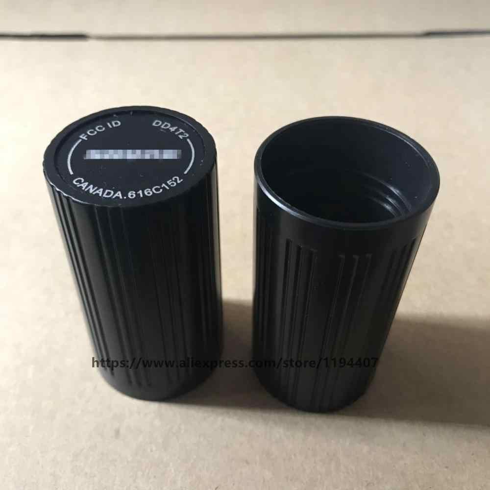 10 ピース/ロット shure の LX88-III SM58 58A LX88-II ワイヤレスマイクバッテリーネジキャップカップバックカバーハンドヘルド