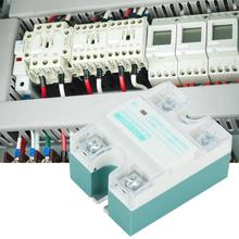 цена на ZYG-D4810 SSR-10DA DC Control AC Single-Phase Solid State Relay with optocoupler & LED Tube Indication 10A 4-32V Input