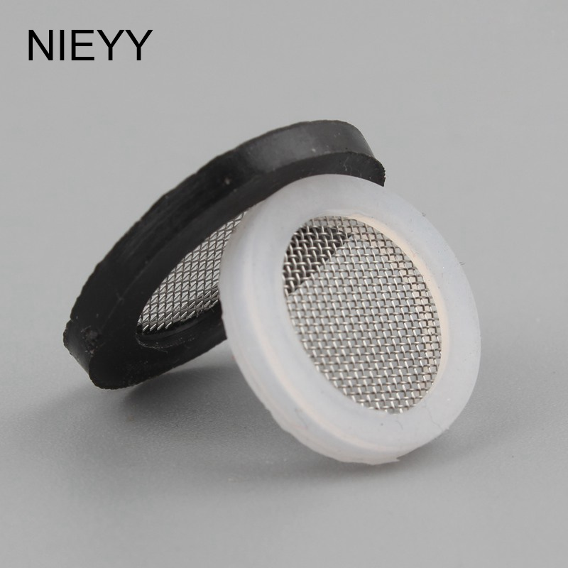 25pcs NIEYY 1/2'' 3/4'' Seal O-Ring Hose Gasket Flat Washer Thread Shower Nozzle Connector Faucet Grommet Filter Net Gasket