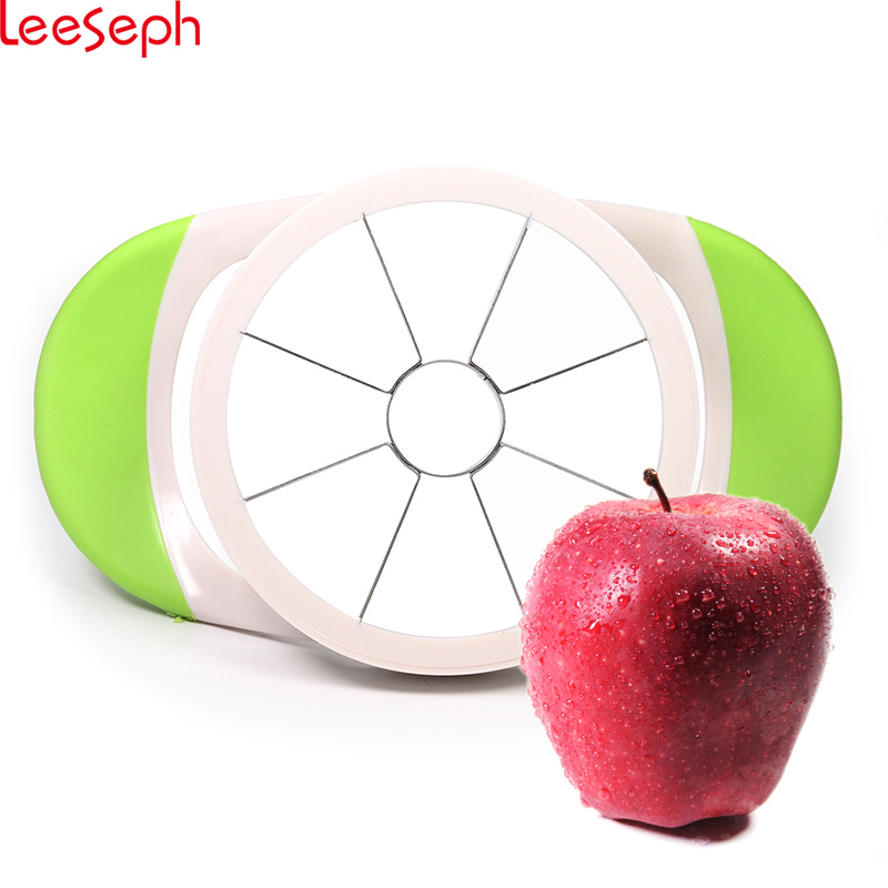 1pc Stainless Steel Apple Slicer Cutter Corer Sead Remove Kitchen Gadgets Tools