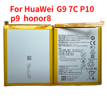 3000mAh Replacement Battery For Huawei P9/ P9 Lite/G9/honor 8/honor 5C/G9 EVA-L09/honor 8 lite/P10 Lite/Nova Lite/Honor 6C Pro