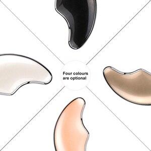 Image 5 - Twarzy szyi Guasha urządzenie do masażu do usuwania zmarszczek na twarzy urządzenie wyszczuplający masażer do ciała elektryczny masaż skóry narzędzie do masażu