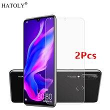 2Pcs For Huawei P30 Lite Glass For Huawei P9 Lite Tempered G