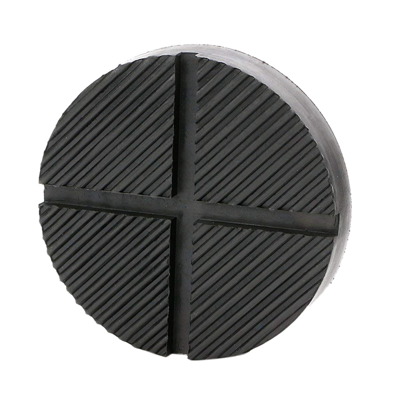 NEW-2Pcs Floor Socket Rubber Pad Universal Socket Adapter Car Top Lift Pad Tool For Clamping Welding Side Lifting Plate
