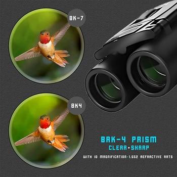 100X22 Professional Binoculars 30000M High Power HD Portable Hunting Optical Telescope BAK4 Night Vision Binocular For Camping 5