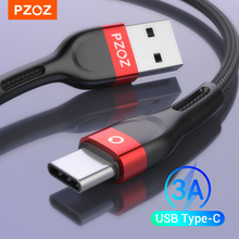 PZOZ usb c cable type c cable Fast Charging Data Cord Charger usb cable c For Samsung s21 s20 A51 xiaomi mi 10 redmi note 9s 8t