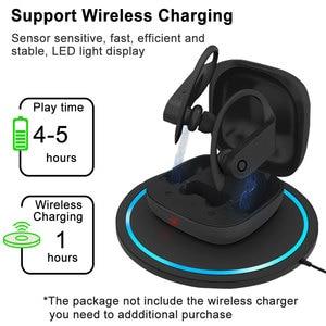 Image 3 - B10 True TWS Wireless Bluetooth 5.0หูฟังกีฬาหูฟังหูฟังWaterprofหูฟังไร้สายชุดหูฟังสเตอริโอPK Q62