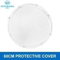 TBDSZ 50 60 centímetros de Proteção shell tampa de segurança 3D Projetor Holográfico Holograma Player Display LED Publicidade Fã Luz|Luzes de publicidade| |  -