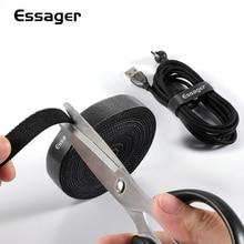 Essager Kabel Organizer Oortelefoon Hoofdtelefoon Charger Cable Protector Houder Wire Winder Cord Organisator Kabelmanagement Voor Iphone