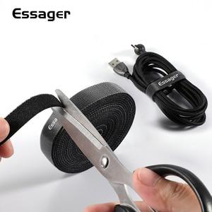 Image 1 - Органайзер для кабелей Essager, держатель для защиты наушников, зарядного устройства, проводов, шнуров, органайзер для iPhone