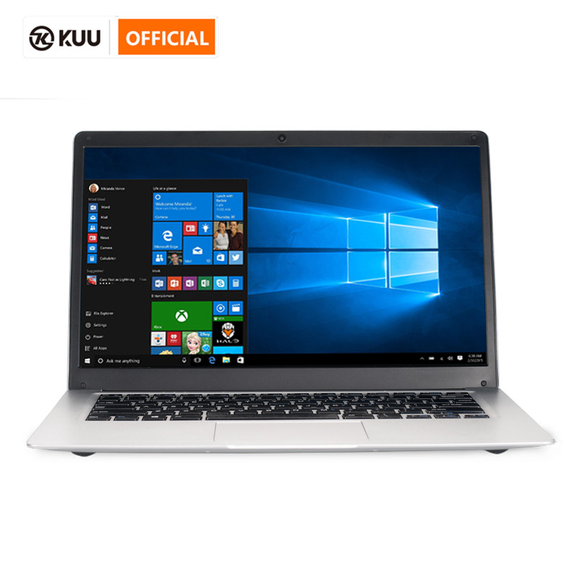 14.1 inch 6GB RAM 64GB ROM Cheap Laptop Intel Student Notebook with WiFi HDMI Bluetooth 4.0 webcam Netbook(China)
