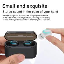 JIMARTI X32 Bluetooth אוזניות אלחוטי Blutooth 5.0 אוזניות דיבורית אוזניות ספורט אוזניות משחקי אוזניות טלפון PK HBQ
