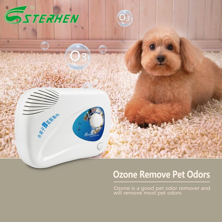 Sterhen Ozone Vegetable Fruit Sterilizer Ozone Generator Home Air Purifier Remove Bad Odor