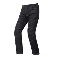 Motorcycle Riding Pants Men Moto Jeans Elasticity Off-road Racing Protective Gear Motorbike Cycling Trousers Motocross Pants YG1
